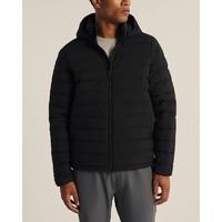 Abercrombie&Fitch 306506-1 男装弹力羽绒保暖服