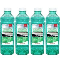 Jauto 京安途 去虫胶玻璃水 0度 1.3L*4瓶装