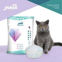 怡亲 薰衣草香味水晶猫砂 3.8L*3包 4.2kg