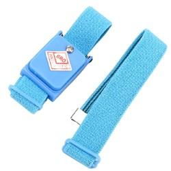 ELECALL 伊莱科 防静电手环 无线款 蓝色 送腕带