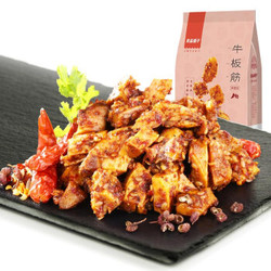 liangpinpuzi 良品铺子 麻辣牛板筋 120g