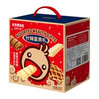 88VIP:咔啰卡曼 什锦富贵节日礼盒   520g