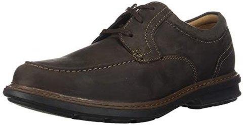 Clarks Rendell Walk 男士牛津布皮鞋