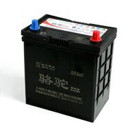 駱駝(CAMEL)汽車電瓶蓄電池6-QW-36(2S) 12V