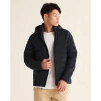 Abercrombie & Fitch 306518-1 男装弹力羽绒保暖服