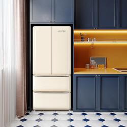 小吉448升复古法式智能冰箱