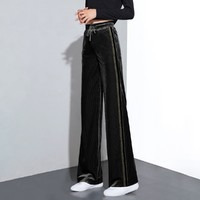 Lee Cooper  LCHY2119-B  女士宽松阔腿裤