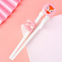 Fisher-Price 费雪 FP8185 儿童训练筷 粉色
