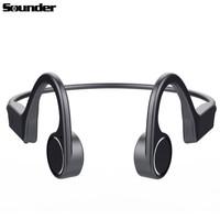 SOUNDER 声德  X4 骨传导无线蓝牙耳机 精英版