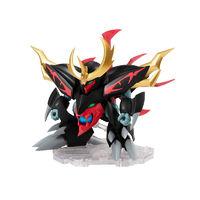 BANDAI 万代 NXEDGE NX 邪战角 神龙斗士 魔神英雄传 可动