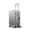 RIMOWA  92353004 TOPAS银白色铝框旅行拉杆箱 20寸