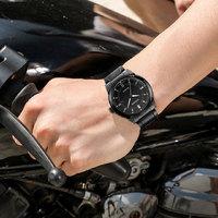CITIZEN 西铁城 BM7145-51E 男士光动能手表 不锈钢表带