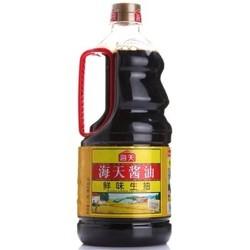 海天 鲜味生抽酱油 1.28L