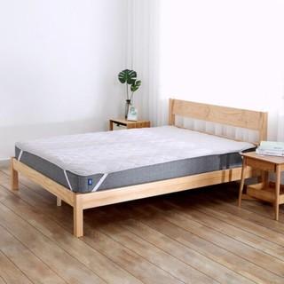 8H 床褥 小米米家生态链可水洗超抗菌防静电床褥子可折叠席梦思 适合1.8米床 180*200cm