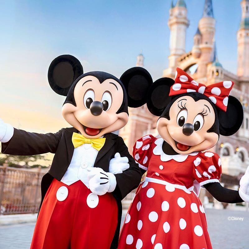 可用至5月底!上海迪士尼度假区-双次票 +美食套券