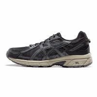 ASICS 亚瑟士 GEL-VENTURE 6 男子跑鞋 T7G1N-9095 黑色/深灰色 42.5