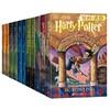 《哈利·波特 汉英对照版 1-7》(套装共11册)