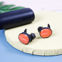 BOSE 博士 SoundSport Free 真无线蓝牙运动耳机 橙色