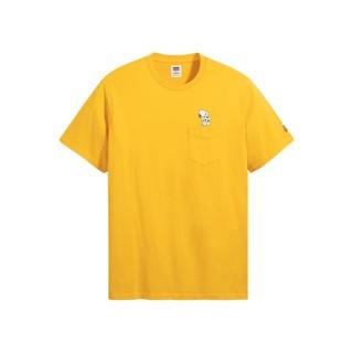 Levi's 李维斯 x Peanuts®2020夏季联名系列 男士圆领短袖T恤 34310-0014