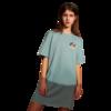 VERO MODA 米奇系列 女士T恤连衣裙 320161529 漫航蓝色 S