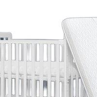 贝影随行 BB01SS 婴儿床+床垫 升级款 白色