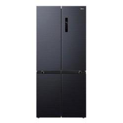 Midea 美的 果润系列 BCD-503WSPZM(E) 十字对开门冰箱 503L
