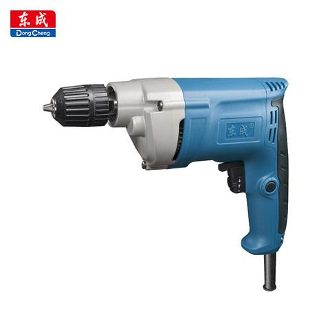 东成手电钻WJZ500-10K电动螺丝刀正反转可调速大功率电钻