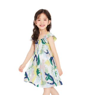 Balabala 巴拉巴拉 00314 女童连衣裙