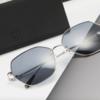 LUCKYMELIFE 尼龙偏光时尚金属框太阳镜