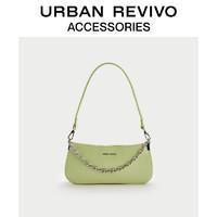 URBAN REVIVO2021春夏新品女士配件时尚手提单肩包AW14BG1N2000