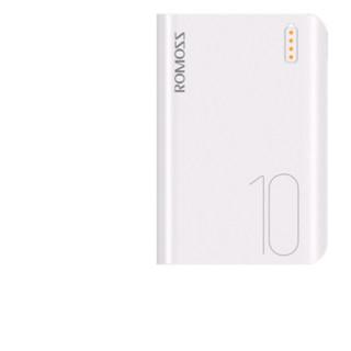罗马仕 ROMOSS 10000毫安sense4 mini充电宝超薄充电宝迷你超薄移动电源