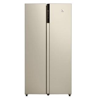 VIOMI 云米  BCD-456WMSD 风冷对开门冰箱 456L 星光金