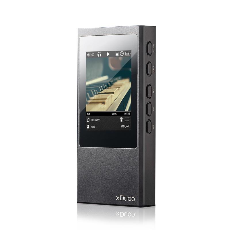 xDuoo 乂度 X20 音频播放器MP3(3.5单端、2.5平衡)