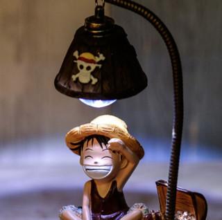 kedi 可狄 路飞小夜灯 17cm