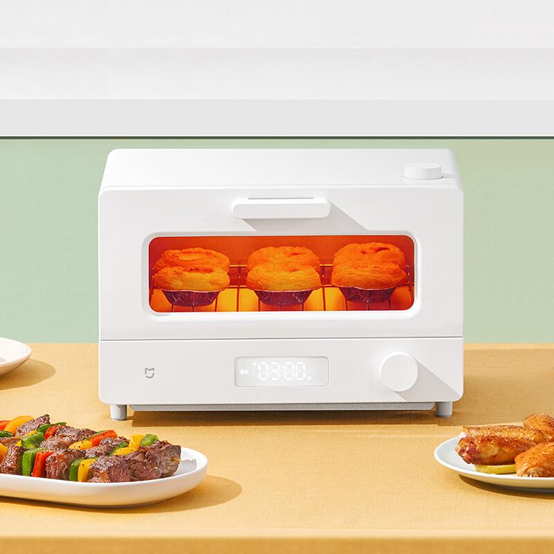 MIJIA 米家 智能蒸汽小烤箱 12L