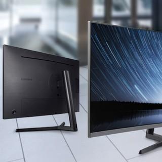 SAMSUNG 三星 CH890 34英寸 VA 曲面 FreeSync 显示器(3440×1440、100Hz)