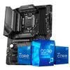 英特尔十一代酷睿11900F  11900KF 11700K 主板CPU套装 微星 MAG Z590 TOMAHAWK WIFI i5-11600KF