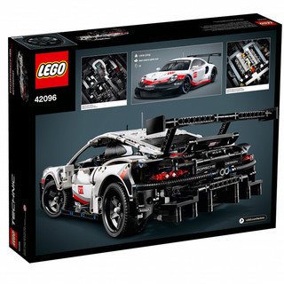LEGO 乐高 Technic科技系列 42096 Porsche 911 RSR