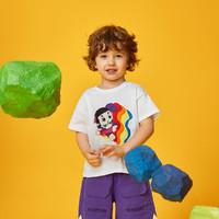 balabala 巴拉巴拉 葫芦娃IP款 儿童短袖T恤