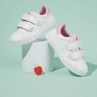 Balabala 巴拉巴拉 儿童小白鞋
