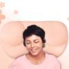 blbm 菠萝斑马 透气护颈记忆枕 60*35*6cm 粉红色