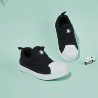 balabala 巴拉巴拉 儿童小白鞋板鞋