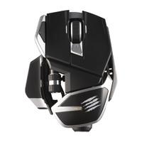 Mad Catz 美加狮 R.A.T. DWS 2.4G蓝牙 双模无线鼠标 16000DPI 黑色
