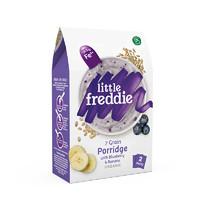 LittleFreddie 小皮 高铁系列 有机米粉 2段 蓝莓香蕉七谷物 160g