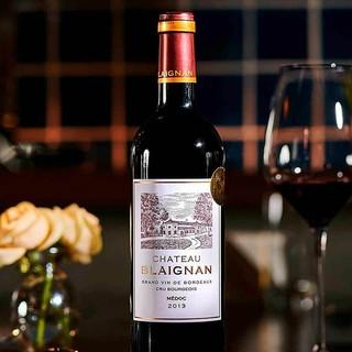 伯来南 中级庄干红葡萄酒 750m