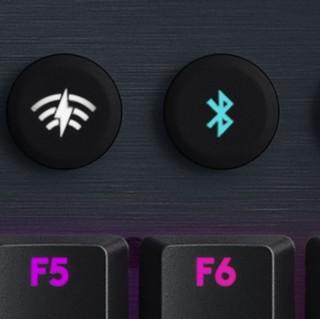 logitech 罗技 G913 TKL 84键 Lightspeed 双模机械键盘