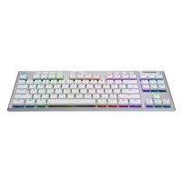 20点开始:logitech 罗技 G913 TKL 87键 双模机械键盘(多种轴体可选)
