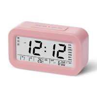 YILIMENG 易丽梦 8032 充电式闹钟 粉色