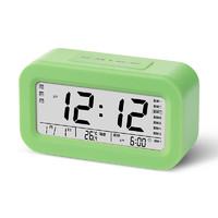 YILIMENG 易丽梦 8032 充电式闹钟 绿色