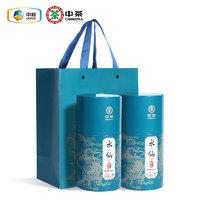 Chinatea 中茶 乌龙茶 蓝色龙纹罐水仙 168g*2罐